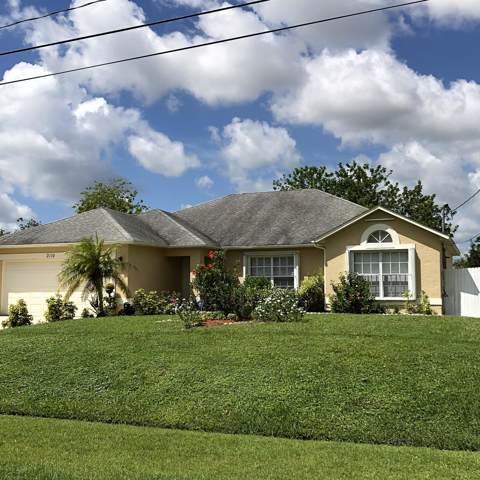 2110 SW Algiers Street, Port Saint Lucie, FL 34953 (#RX-10561666) :: Weichert, Realtors® - True Quality Service