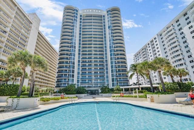 4240 Galt Ocean Drive #402, Fort Lauderdale, FL 33308 (#RX-10561669) :: Weichert, Realtors® - True Quality Service