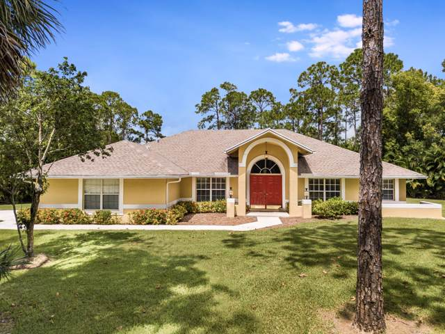 14727 96th Lane N, The Acreage, FL 33470 (MLS #RX-10561715) :: Castelli Real Estate Services