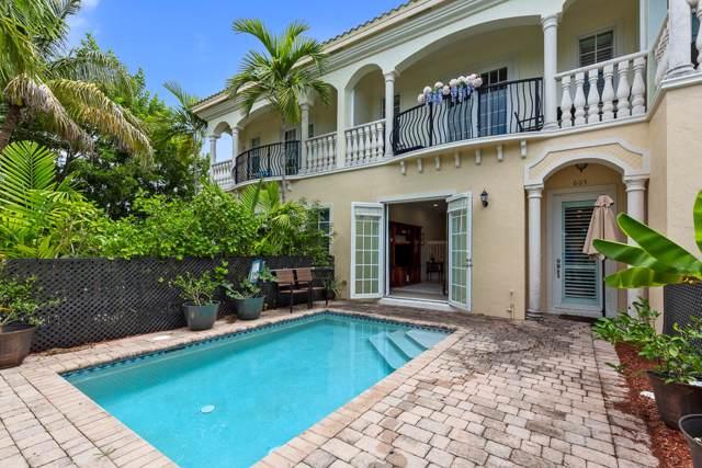 605 Avenue H, Delray Beach, FL 33483 (MLS #RX-10561782) :: Berkshire Hathaway HomeServices EWM Realty