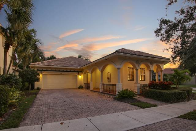 122 Via Santa Cruz, Jupiter, FL 33458 (MLS #RX-10561796) :: Castelli Real Estate Services