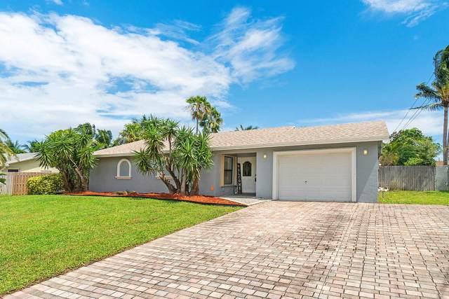 6928 Paul Mar Drive, Lake Worth, FL 33462 (MLS #RX-10561805) :: Castelli Real Estate Services