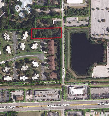 Lot Knuth Road, Boynton Beach, FL 33436 (#RX-10561812) :: Ryan Jennings Group