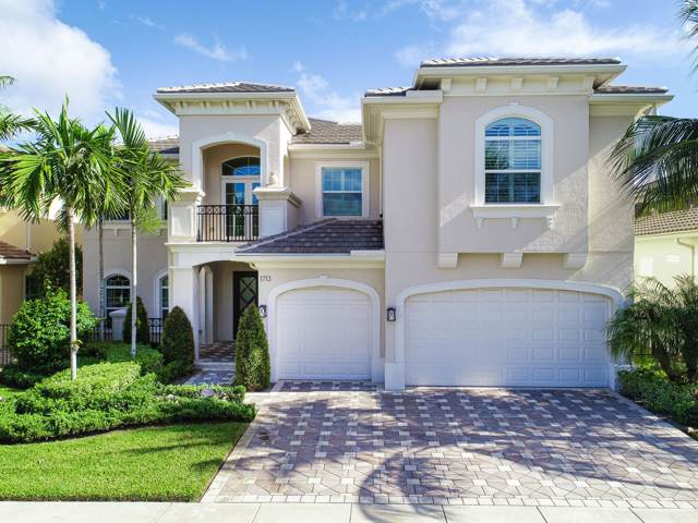 1713 W Hemingway Drive, Juno Beach, FL 33408 (#RX-10561848) :: Ryan Jennings Group