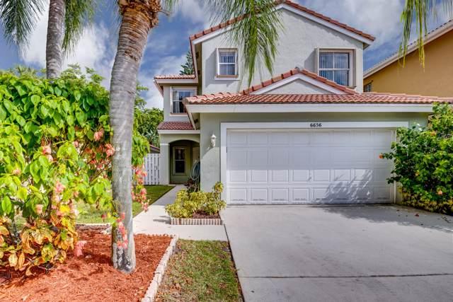6656 Green Island Circle, Lake Worth, FL 33463 (MLS #RX-10561869) :: Castelli Real Estate Services