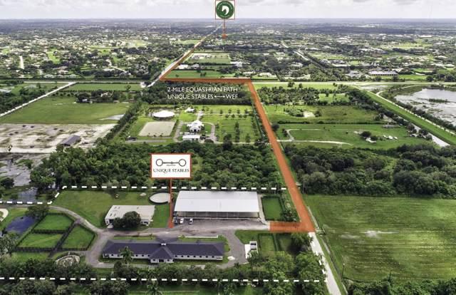 16361 Norris & 1630 Deer Path Lane Road, Wellington, FL 33470 (MLS #RX-10561887) :: Berkshire Hathaway HomeServices EWM Realty