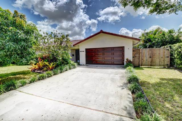 1040 NW 4th Street, Boca Raton, FL 33486 (MLS #RX-10561898) :: Laurie Finkelstein Reader Team