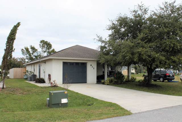 832 Thatcher Boulevard, Moore Haven, FL 33471 (MLS #RX-10562021) :: Berkshire Hathaway HomeServices EWM Realty