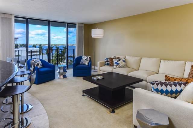 3800 Washington Road #608, West Palm Beach, FL 33405 (#RX-10562095) :: Harold Simon   Keller Williams Realty Services