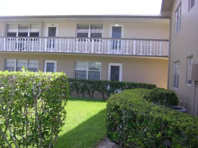 323 Windsor N #323, West Palm Beach, FL 33417 (#RX-10562111) :: Harold Simon   Keller Williams Realty Services