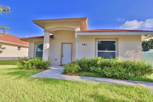 745 Tallapoosa Street, West Palm Beach, FL 33405 (#RX-10562112) :: Harold Simon   Keller Williams Realty Services