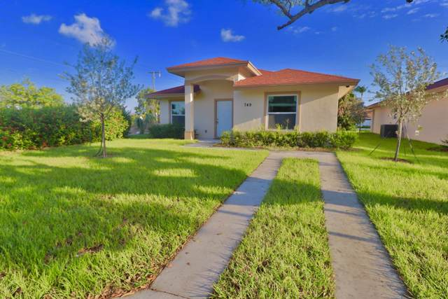 749 Tallapoosa Street, West Palm Beach, FL 33405 (#RX-10562121) :: Harold Simon   Keller Williams Realty Services