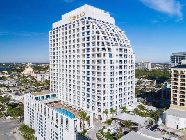 551 N Fort Lauderdale Beach Boulevard H1107, Fort Lauderdale, FL 33304 (#RX-10562219) :: Ryan Jennings Group