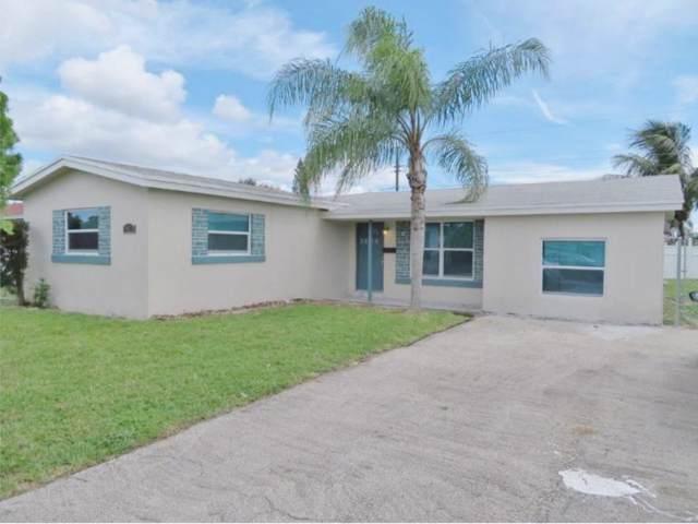 6470 Coolidge Street, Hollywood, FL 33024 (MLS #RX-10562225) :: Boca Lake Realty