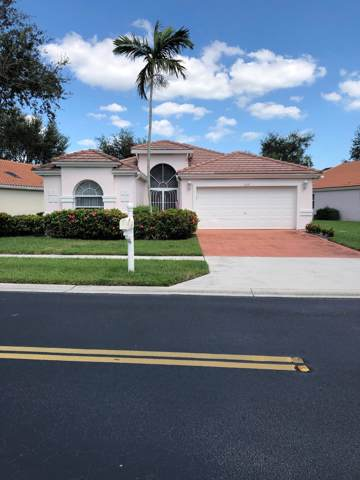 6337 Coral Reef Terrace, Boynton Beach, FL 33437 (MLS #RX-10562228) :: Laurie Finkelstein Reader Team