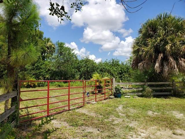 4190 145th Avenue N, Loxahatchee Groves, FL 33470 (MLS #RX-10562236) :: Castelli Real Estate Services