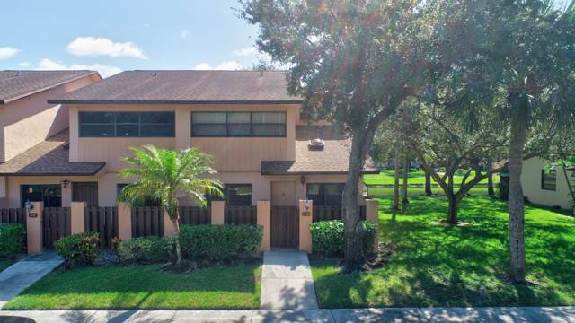 7750 NW 79th Avenue H10, Tamarac, FL 33321 (MLS #RX-10562292) :: Castelli Real Estate Services