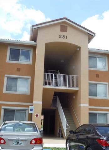 281 SW Palm Drive #106, Port Saint Lucie, FL 34986 (#RX-10562339) :: Dalton Wade