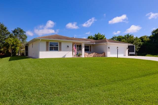 215 SE Duxbury Avenue, Port Saint Lucie, FL 34983 (#RX-10562350) :: Dalton Wade
