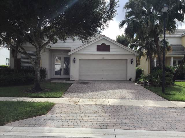 114 Kensington Way, Royal Palm Beach, FL 33414 (#RX-10562353) :: Dalton Wade