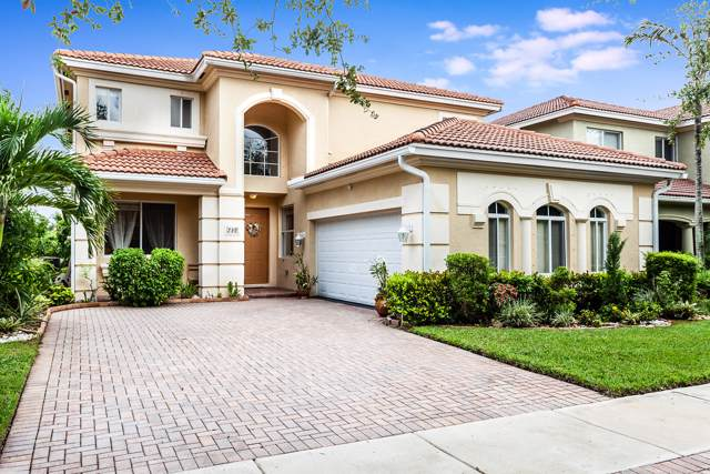 739 Gazetta Way, West Palm Beach, FL 33413 (MLS #RX-10562364) :: Boca Lake Realty