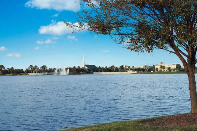 12776 SW Lake Fern Circle, Port Saint Lucie, FL 34987 (#RX-10562373) :: Dalton Wade
