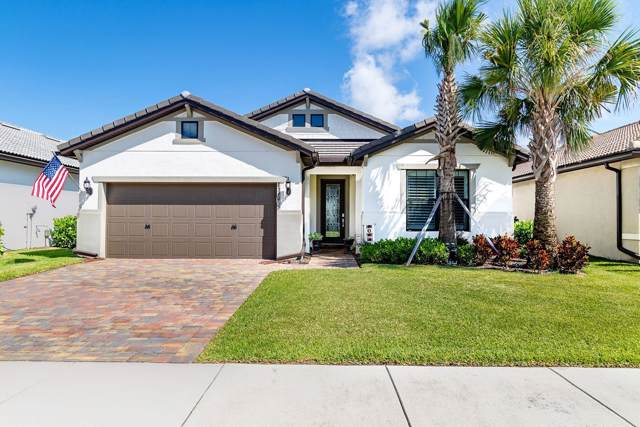 8340 Hanoverian Drive, Lake Worth, FL 33467 (MLS #RX-10562376) :: Boca Lake Realty