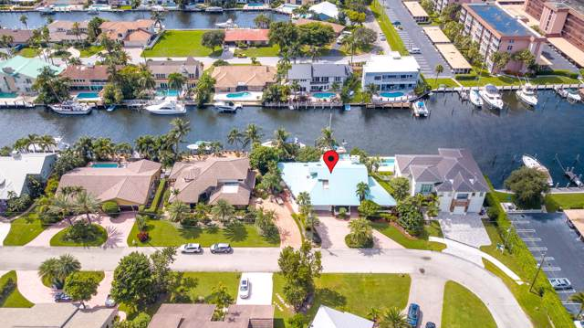928 Evergreen Drive, Delray Beach, FL 33483 (MLS #RX-10562381) :: Boca Lake Realty