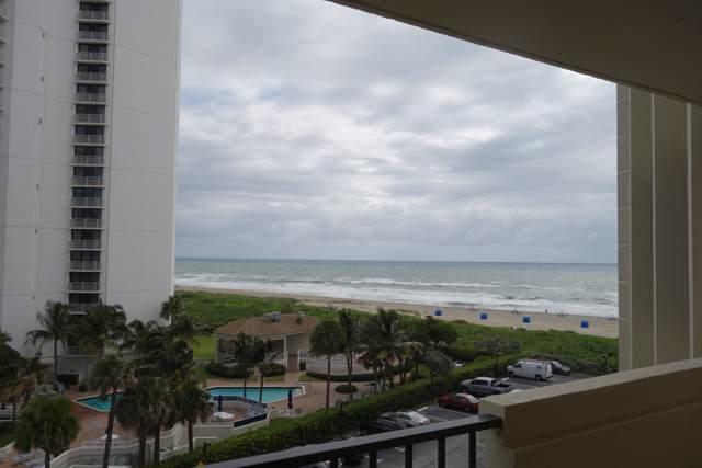2800 N Ocean Drive B-6C, Singer Island, FL 33404 (#RX-10562481) :: Ryan Jennings Group