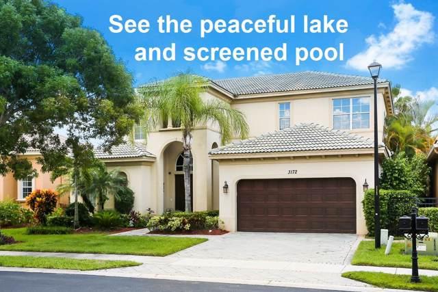 3172 Santa Margarita Road, West Palm Beach, FL 33411 (#RX-10562542) :: Ryan Jennings Group