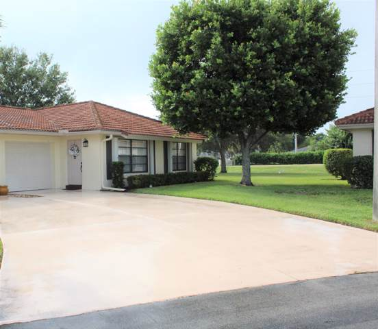 4600 Rosewood Tree Court B, Boynton Beach, FL 33436 (#RX-10562551) :: Weichert, Realtors® - True Quality Service