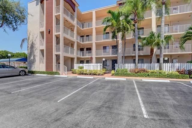 6241 Pointe Regal Circle #201, Delray Beach, FL 33484 (#RX-10562581) :: Weichert, Realtors® - True Quality Service