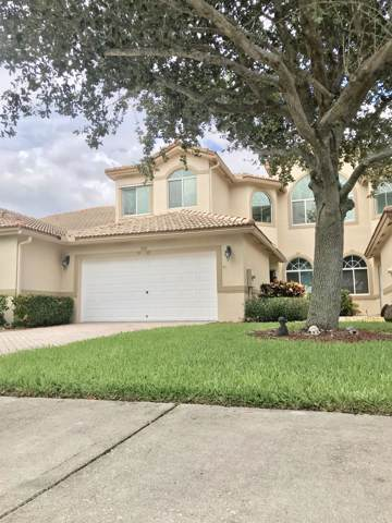 5127 Madison Lakes Circle E, Davie, FL 33328 (MLS #RX-10562591) :: Laurie Finkelstein Reader Team