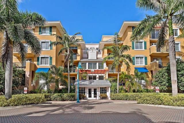 250 NE 3rd Avenue #414, Delray Beach, FL 33444 (#RX-10562627) :: Weichert, Realtors® - True Quality Service