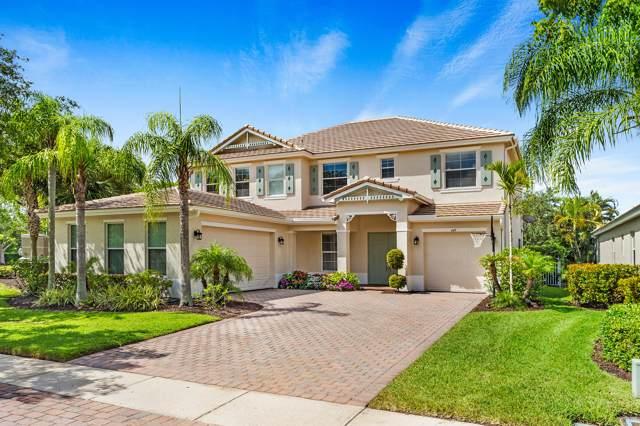 449 Saint Emma Drive, Royal Palm Beach, FL 33411 (#RX-10562655) :: Ryan Jennings Group