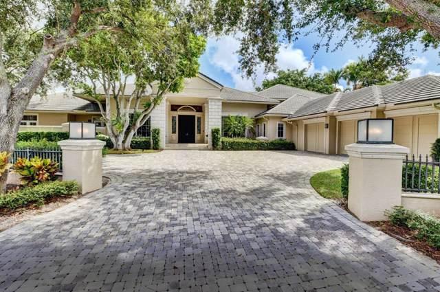 5224 Princeton Way, Boca Raton, FL 33496 (MLS #RX-10562665) :: Berkshire Hathaway HomeServices EWM Realty