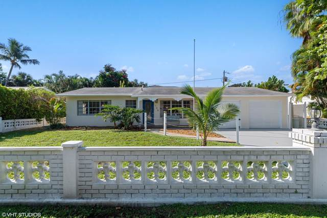 108 NE 19th Street, Delray Beach, FL 33444 (MLS #RX-10562691) :: The Nolan Group of RE/MAX Associated Realty