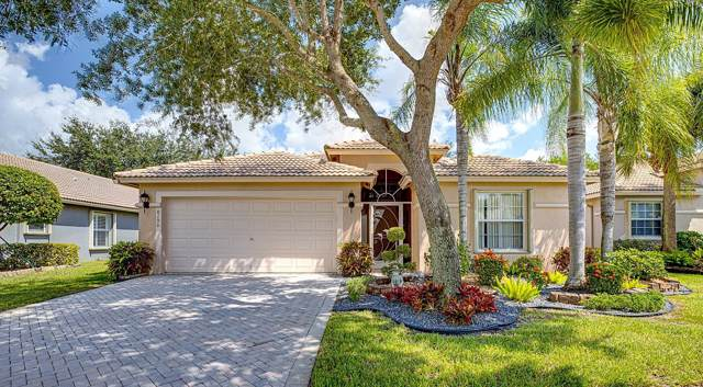8190 Florenza Drive, Boynton Beach, FL 33472 (#RX-10562736) :: Ryan Jennings Group