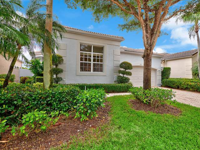 156 Sunset Bay Drive, Palm Beach Gardens, FL 33418 (MLS #RX-10562825) :: The Jack Coden Group