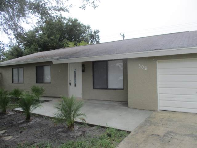 308 NW Airoso Boulevard, Fort Pierce, FL 34983 (#RX-10562889) :: Ryan Jennings Group