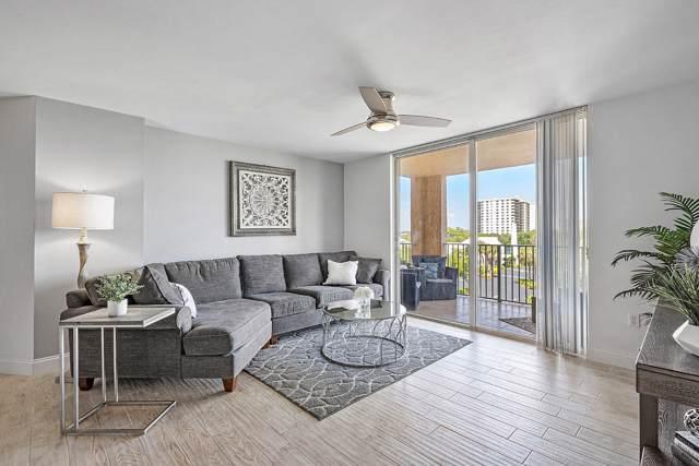 3594 S Ocean Boulevard #406, Highland Beach, FL 33487 (#RX-10562906) :: Ryan Jennings Group