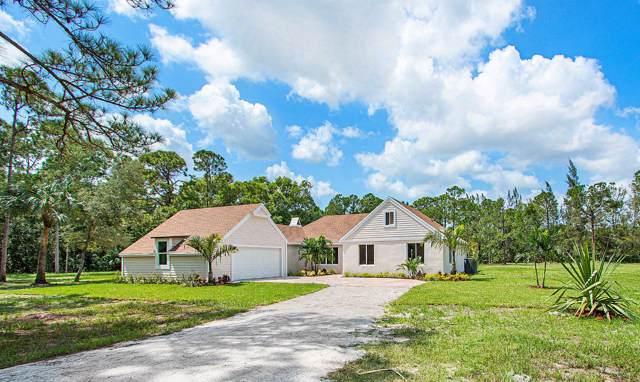 13681 Sand Ridge Road, Palm Beach Gardens, FL 33418 (MLS #RX-10562967) :: The Jack Coden Group