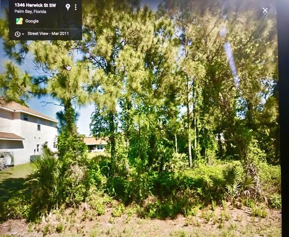 1346 Harwick Street SW, Palm Bay, FL 32908 (#RX-10562989) :: Ryan Jennings Group