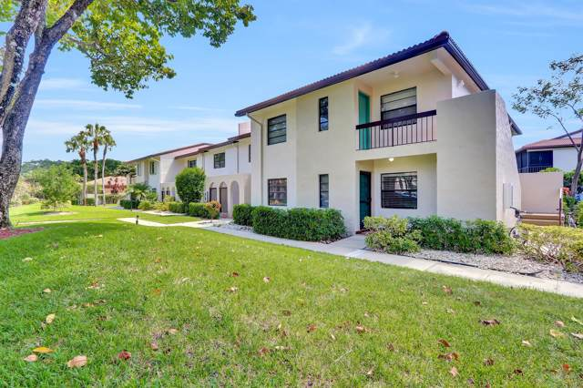 21741 Cypress Drive 45F, Boca Raton, FL 33433 (#RX-10563007) :: The Reynolds Team/Treasure Coast Sotheby's International Realty