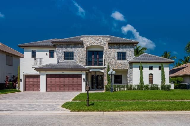 3609 Royalle Terrace, Wellington, FL 33449 (MLS #RX-10563056) :: Castelli Real Estate Services