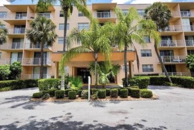 470 Executive Center Drive 1G, West Palm Beach, FL 33401 (#RX-10563061) :: Ryan Jennings Group