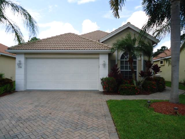 890 SW Munjack Circle, Port Saint Lucie, FL 34986 (#RX-10563065) :: Ryan Jennings Group