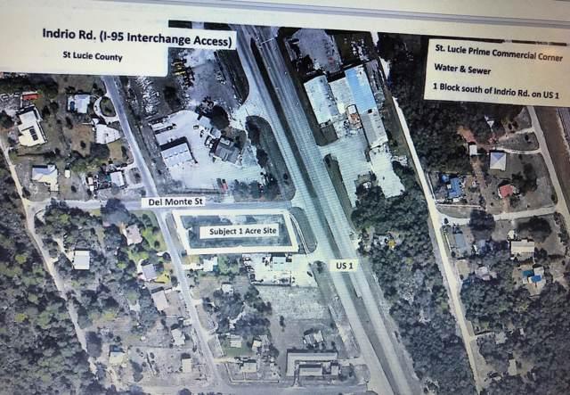 0 Del Monte Street, Fort Pierce, FL 34946 (#RX-10563112) :: Ryan Jennings Group
