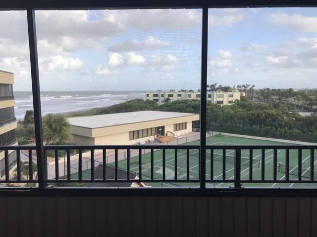 1357 NE Ocean Boulevard #415, Stuart, FL 34996 (#RX-10563113) :: Ryan Jennings Group