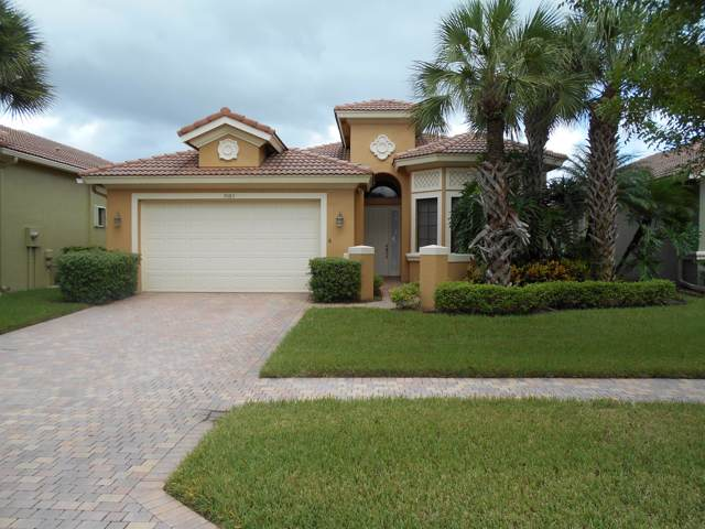 9583 Isles Cay Drive, Delray Beach, FL 33446 (MLS #RX-10563153) :: Castelli Real Estate Services